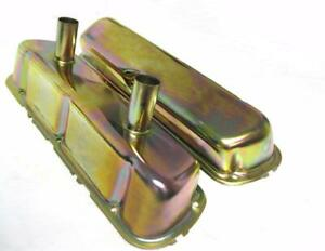 1962 85 Small Block Ford Zinc Circle Track Racing Valve Covers Sbf 289 302 351w