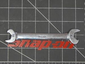 Snap On Tools Speed Dual Open End Wrench 1 2 9 16 Rs1618b