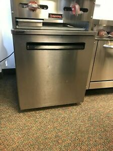 1 Door Delfield Commercial Undercounter Refrigerator Worktop