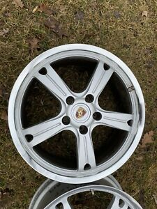 Champion Motorsport 19 Rs97 Porsche Wheels In 996 And 997 Turbo Fitment