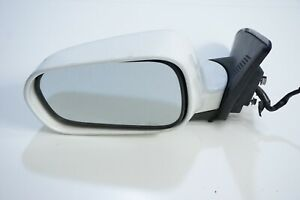2005 2006 Acura Rsx Driver Side Mirror white Oem