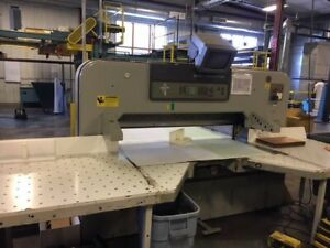 61 Polar Mohr Model 155 mon Guillotine Cutter