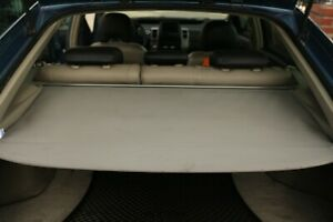 04 09 Toyota Prius Rear Cargo Shade Cover Gray Has Some Stains