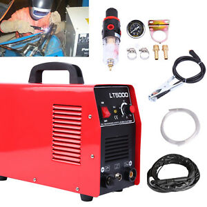 Electric Plasma Cutter Digital Inverter 50a Plasma Cutting Machine Dual Voltage