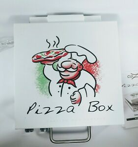 Pizza Box Oven Cook Perfect Pizza Conveyor 1200w Up To 12 Inch Non Stick Cuizen