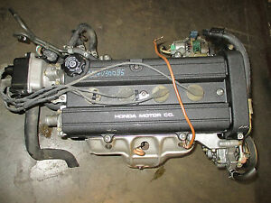 1997 Honda Crv Acura Integra Ls Engine Low Compression Jdm B20b Dohc Motor B20