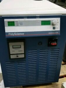 Polyscience Digital Refrigerated Recirculating Chiller 5972t77h1731 230 Vac