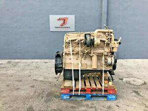 1987 Cummins Big Cam 4 Diesel Engine Ntc 350 Cpl 0796