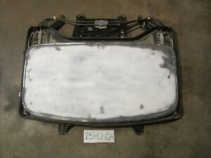 1988 1991 Honda Crx Si Electric Sunroof Panel Assembly Complete Ultra Rare Ef