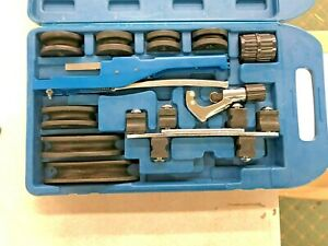 Temco Th0236 Ratchet Tube Bender Set 125291 1 Ts