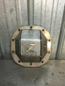 Heavy Duty Differential Cover For A Ford 8 8 Diy