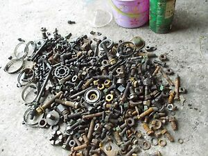 John Deere B Tractor Box Jd Bolts Nuts Parts Pieces Brackets Washers Bearing