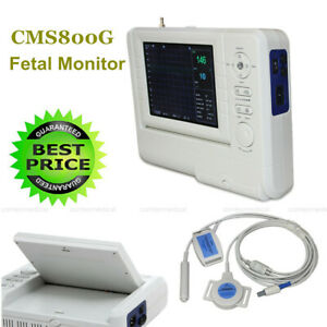 Cms800g Fetal Monitor Maternal Fetal Monitoring System Baby Heart Rate Monitor