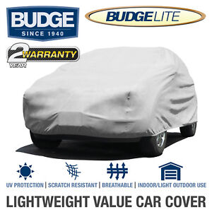 Budge Lite Suv Cover Fits Small Suvs Up To 13 5 Long Uv Protect Breathable