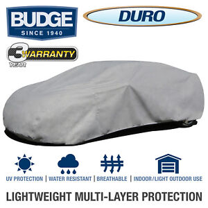 Budge Duro Car Cover Fits Ford Mustang 1987 Uv Protect Breathable