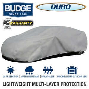 Budge Duro Car Cover Fits Mazda Protege 2002 Uv Protect Breathable