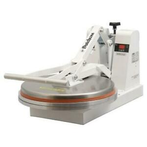 Dutchess Dut dm 18 Pizza Dough Press