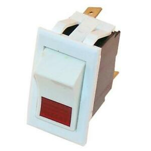 On off Lighted Rocker Switch Replaces Vulcan 00 411496 000b4