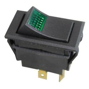 On off Lighted Rocker Switch Replaces Lincoln 369805