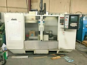1997 Fadal 4020 Vmc 4th Axis Video Available