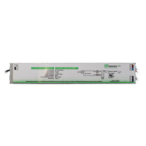 Macron Ld0047 Constant Current Led Driver 277v in 24vdc 35w Out Dimmable