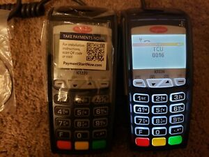 free Shipping Ict220 Credit Card Terminal W Chip Reader