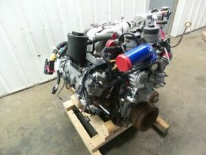 08 10 Ford F250 Powerstroke Engine 6 4l Motor W Turbos 67k Miles