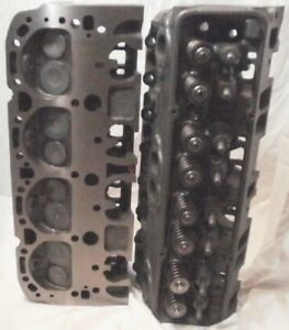 Sbc 350 Cylinder Heads Casting 333882 Date Codes A065 A075 1975