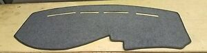 2000 2001 2002 2003 2004 Ford Focus Dash Cover Dark Charcoal Grey Polycarpet