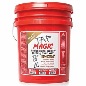 Tap Magic 10640e 5 Gallon Ep xtra Ozone Friendly Cutting Fluid