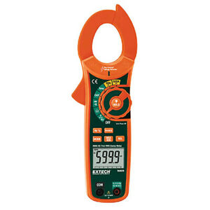Extech Ma620 True Rms Ac Current Clamp Meter W Built in Ncv Detector