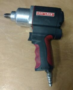 Craftsman 1 2 Inch Air Impact Wrench Model 875 168820