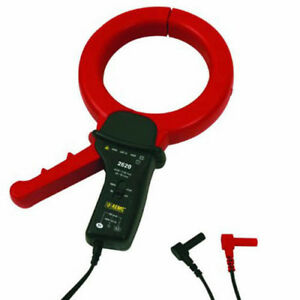 Aemc 2620 2125 52 Ac Leakage Current Probe 4a And 400a Ranges