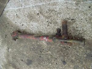Farmall 340 Rc Tractor Ih Fast Hitch Fasthitch Main Leveling Lift Arm