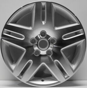 Aluminum Alloy Wheel Rim 17 Inch 2006 2016 Chevy Impala 5 114 3mm 10 Spokes