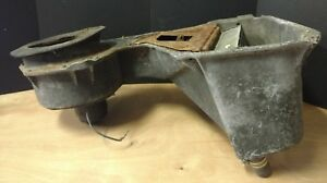 Vintage 1978 Chevy Truck Firewall Heater Fan Core Housing