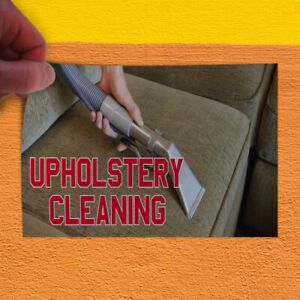 Decal Sticker Upholstery Cleaning Automotive Upholstery Cleaning Store Sign