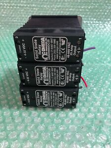 Omega Ssrdin660dc25 4 28 Vdc 48 660 Vac 25 A Solid State Relay Lot Of 3