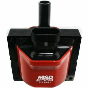 Open Box Msd 8231 Ignition Coil