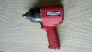 Matco Tools 1 2 dr Impact Wrench Mt1759th Usa