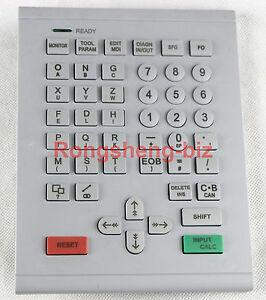 1pc New M50 m64 m500 m520 Mitsubishi Cnc Keypad Panel rs8