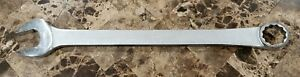 New Snap On Oex48 1 1 2 Sae 12 Point Large Combination Wrench