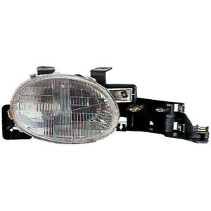 For Dodge Neon 1995 1996 1997 1998 1999 Right Side Headlight Assembly