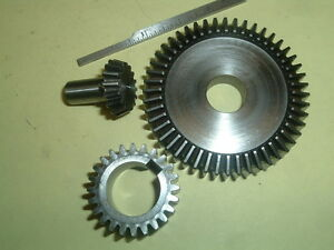 Model Hit And Miss Gasoline Engine Timing Governor Gear Set 24 48 Teeth