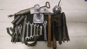 Original Ww2 Vintage Willys Mb Ford Gpw Jeep Jack Select Steel Wrenches 723