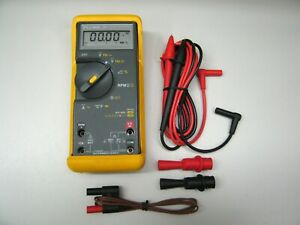 Fluke 78 Automotive Multimeter Excellent Condition Free Shipping
