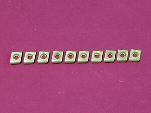 Cde322r004 Carbide Inserts Qty 15 Free Shipping