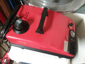 Vc 3000 Red Dry Vapor Steam Cleaner Tile Grout Floor Kitchen As Is Item 3 9