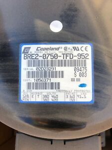 Copelan D Scroll Compressor Bre2 0750 tfd 952