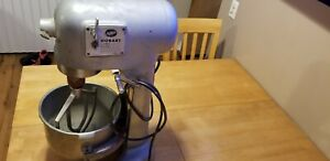 Hobart 3 Speed 10 Quart C100 Mixer Used Condition Works Great